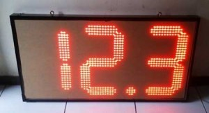 Led-Display-ukur pemberat